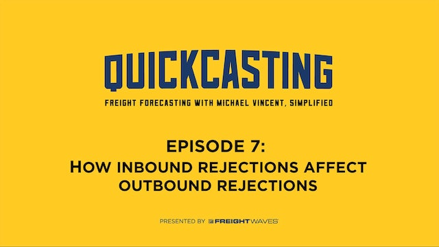 How Inbound Rejections affect Outbound Rejections - QuickCasting