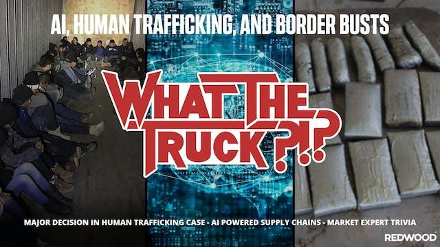 AI, human trafficking, and border bus...