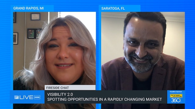 Visibility 2.0: Spotting Opportunities In A Rapidly Changing Market