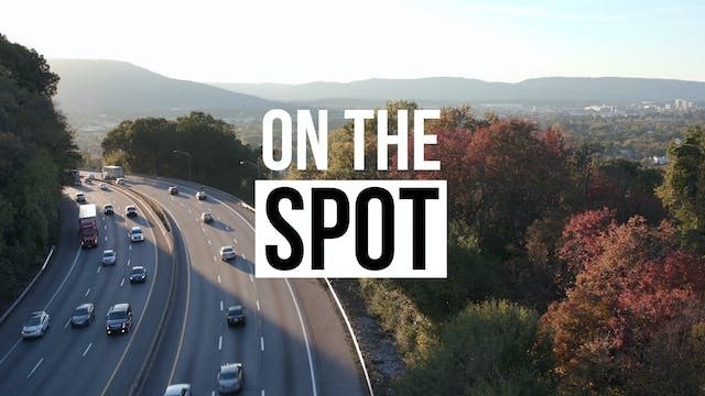On the Spot: Reflecting on a robust h...