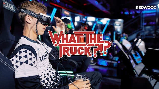 From delivery to Drone Racing League - WHAT THE TRUCK?!?