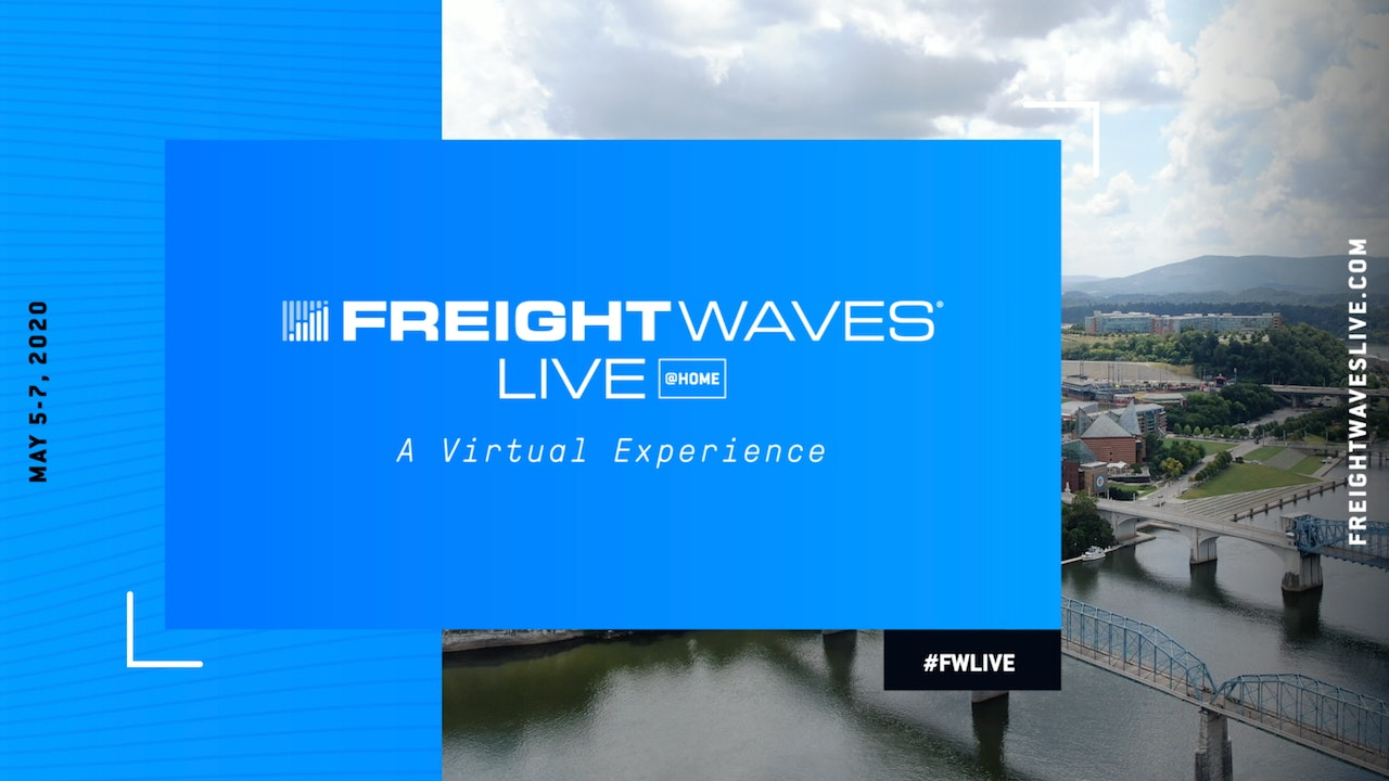 Shows - FreightWaves LIVE @ HOME