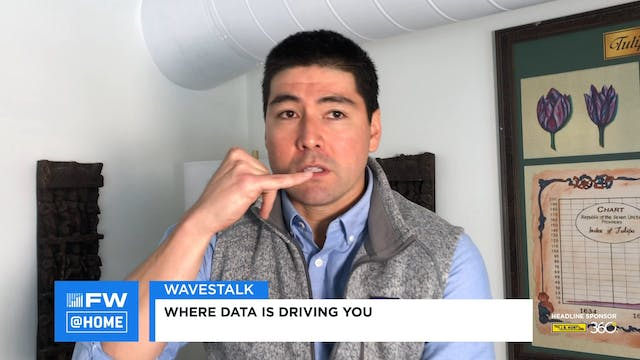 Where Data is Driving you