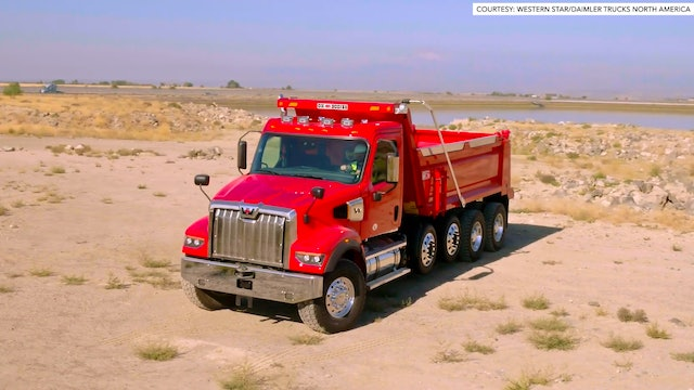 Western Star 49X: Built for a severe life but doesn't drive like it