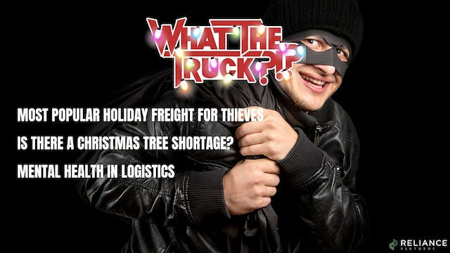 Most popular holiday freight for thie...