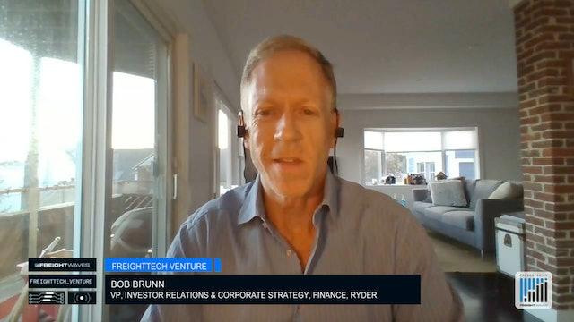 Ryder VP, Investor Relations & Corporate Strategy - Finance Bob Brunn