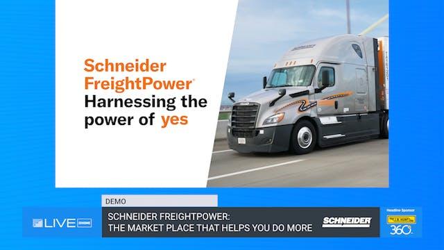 Schneider FreightPower: The market pl...