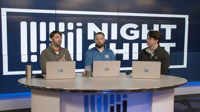 The Night Shift: November 20, 2019