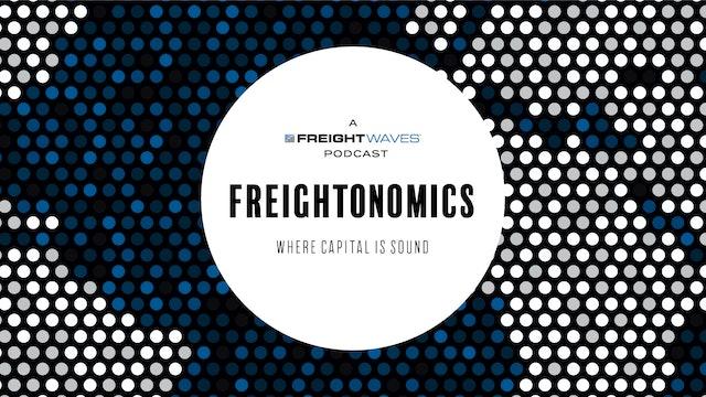 When will capacity stop crunching - Freightonomics
