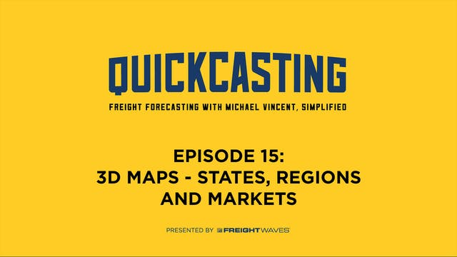 3D Maps - States, Regions, and Market...