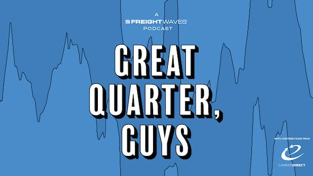 Q2 3PL earnings: How bad can it be? -...