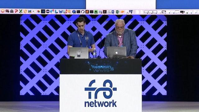 Transparency18 - Demo: Fr8 Network