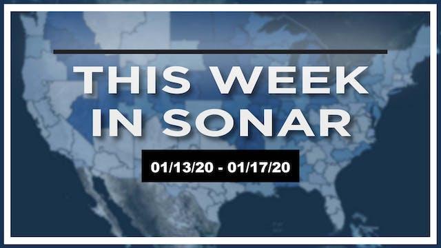 This Week in SONAR: January 17, 2020