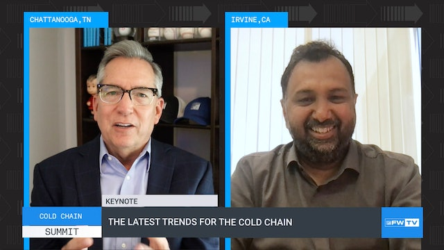 The latest trends for the cold chain