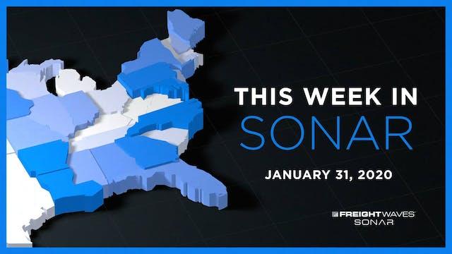 This Week in SONAR: January 31, 2020