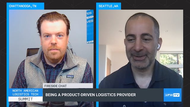 Being a product-driven logistics prov...