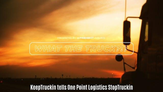 One Point Logistics employee talks fi...