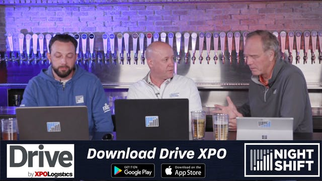 The Night Shift (Presented by Drive b...