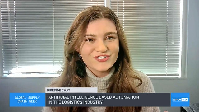 Artificial intelligence based automation in the logistics industry