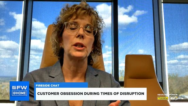 Customer obsession during times of Di...