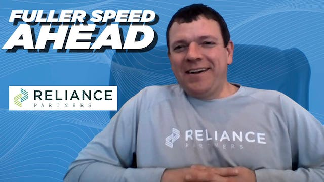 Reliance Partners President Chad Eich...