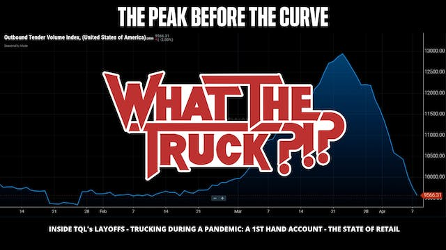 The peak before the curve - WHAT THE ...