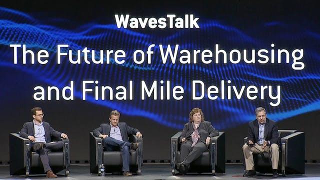 WavesTalk: The Future of Warehousing ...