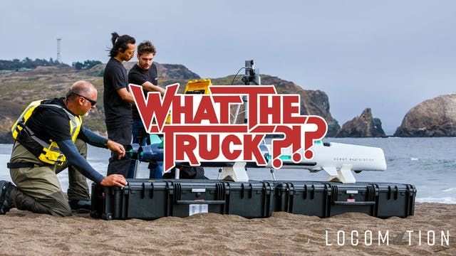 SpaceX for Ocean? - WHAT THE TRUCK?!?