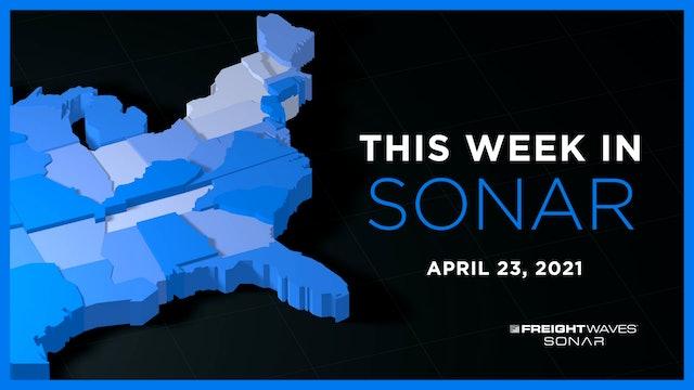 This Week in SONAR - April 23, 2021