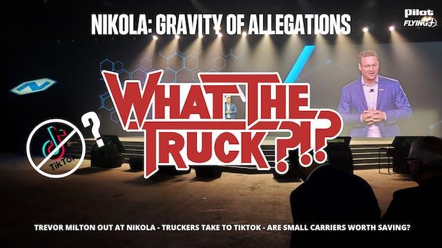 Nikola: Gravity of allegations- WHAT...