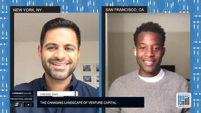 Fireside Chat: The changing landscape of venture capital