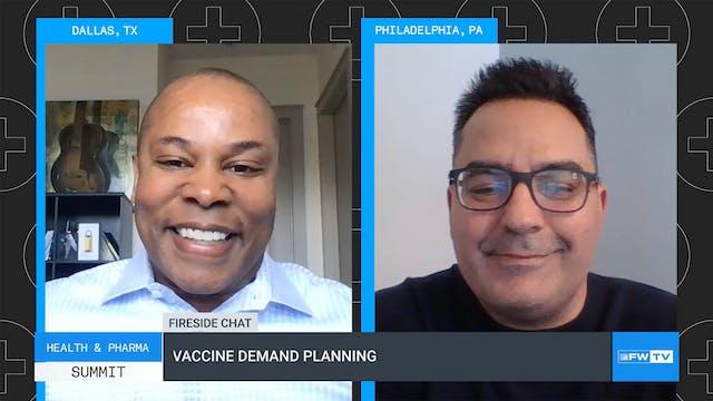Vaccine demand planning