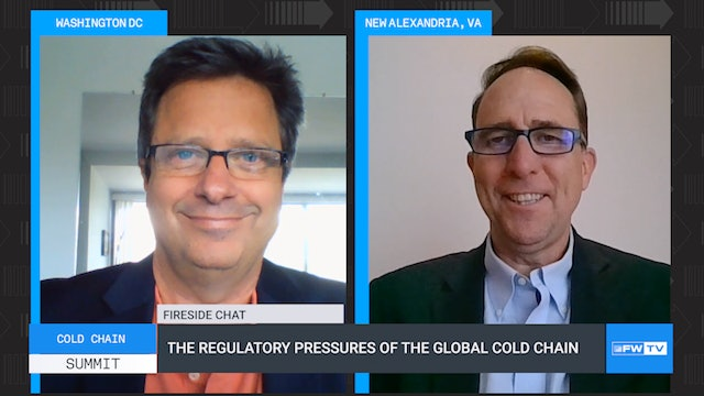 The regulatory pressures of the global cold chain
