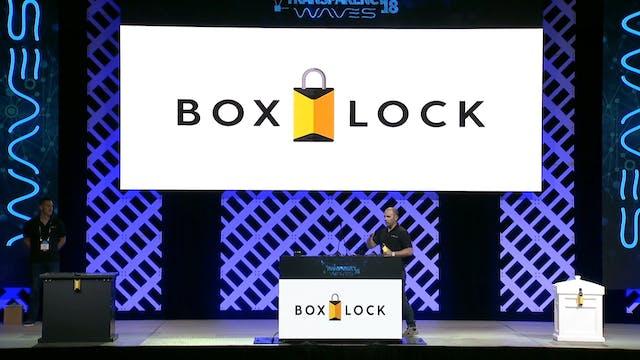 Transparency18 - Demo: BOXLOCK