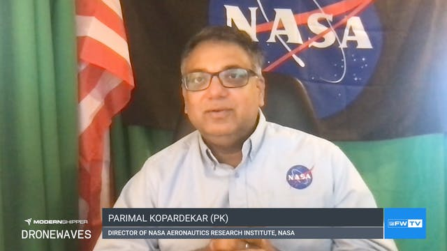 How NASA is driving innovation in dro...