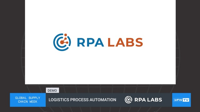 RPA Labs - Demo
