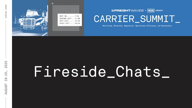 Fireside Chat: Carrier Summit