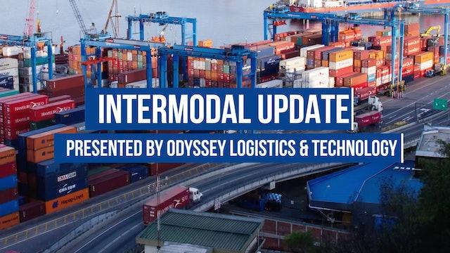 Intermodal Update presented by Odyssey Logistics & Technology