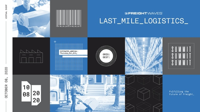 Demo: Last Mile Logistics