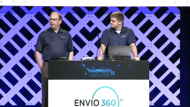 Transparency18 - Demo: Envio360