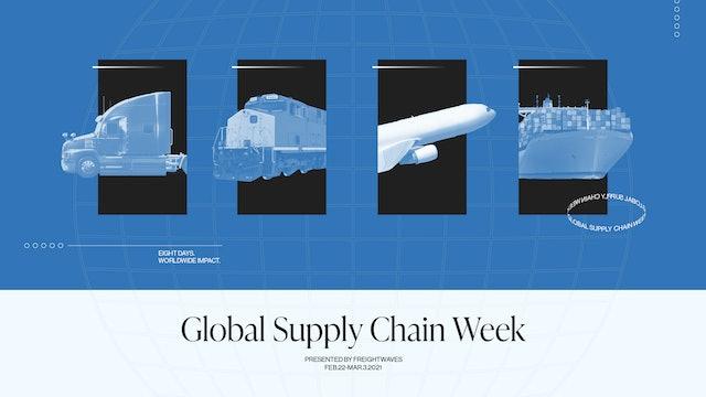 Global Supply Chain Week - Demos, Tech and Company Spotlights