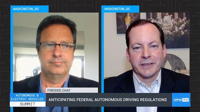 Anticipating Federal autonomous driving regulations
