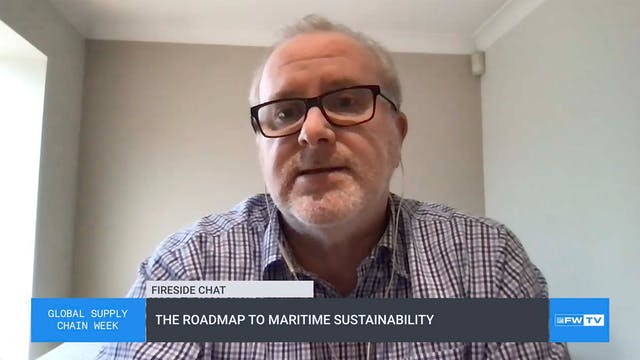 The roadmap to maritime sustainability