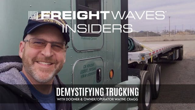 Demystifying trucking with owner-oper...