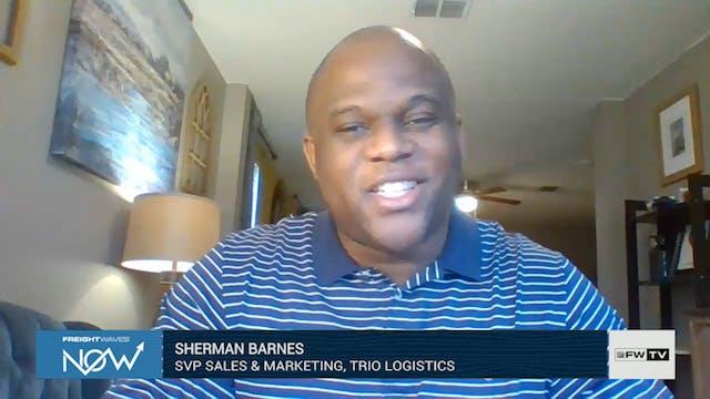 Sherman Barnes Interview - FreightWav...