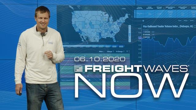 Freight market slowly turns corner - ...