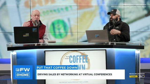 Put That Coffee Down - FreightWaves L...