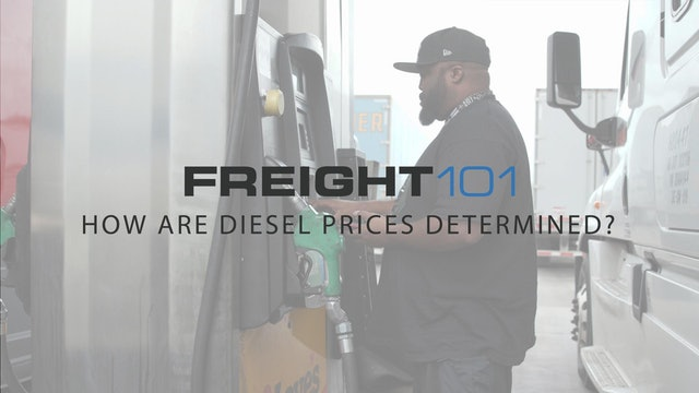 How are diesel prices determined? - Freight101