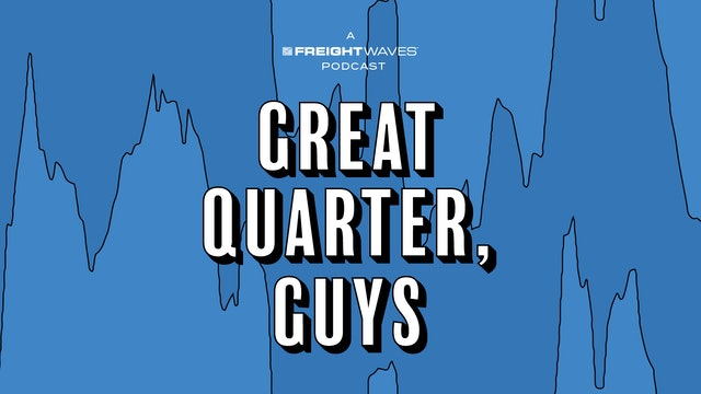 What's the real value of the space markets? - Great Quarter, Guys