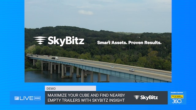 Maximize your Cube and Find Nearby Empty Trailers with SkyBitz InSight - Demo